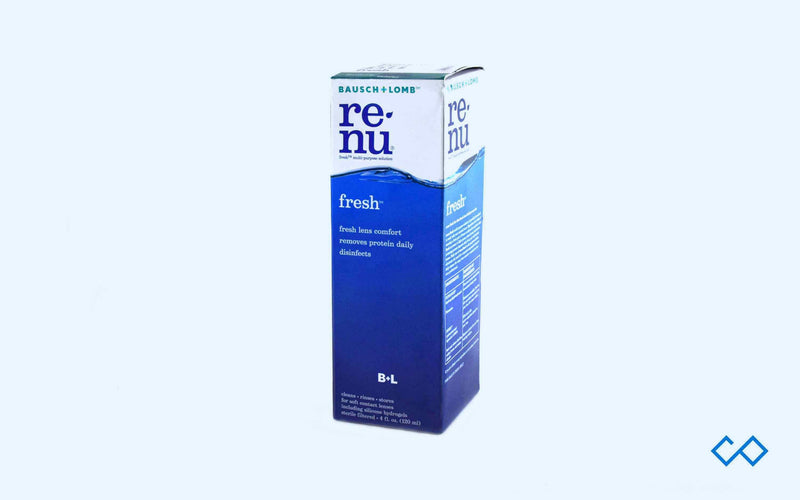 Bausch & Lomb Renu, 120ml - Accessories