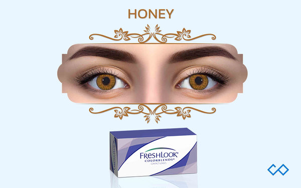 Freshlook Color Contact Lenses, 1 Pair - Contact Lenses
