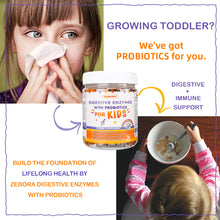 Load image into Gallery viewer, Kids Probiotics + Prebiotics Powder for Your Kids Reduces Gas/Bloating