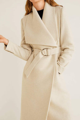 Women's Coat From Mango