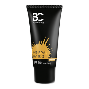 واقي شمس MINERAL UV 100 SUN PROTECTION SPF 50