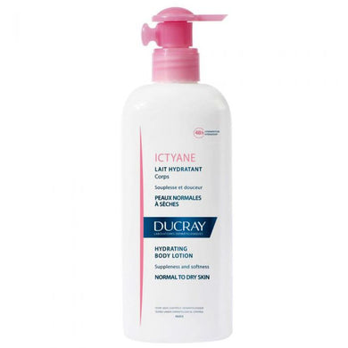 Ictyane Hydrating Lotion غسول ترطيب واقي للجسم