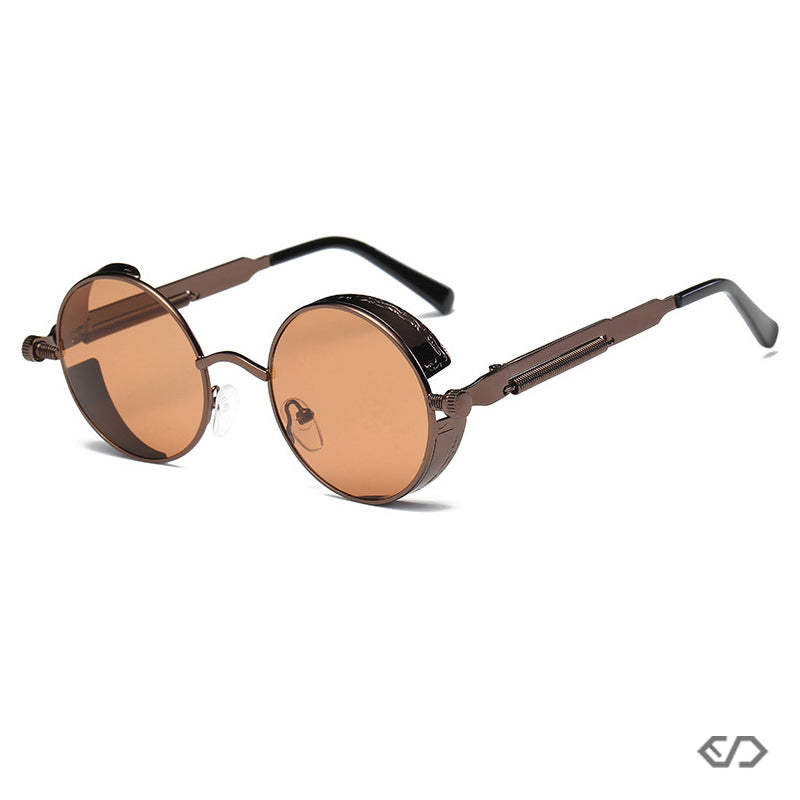 STEAMPUNK BROWN - trendsunglasses1