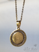 Power of Prayer Pendant Necklace