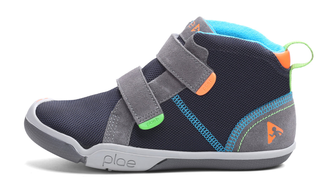 Plae - Max Suede High Top