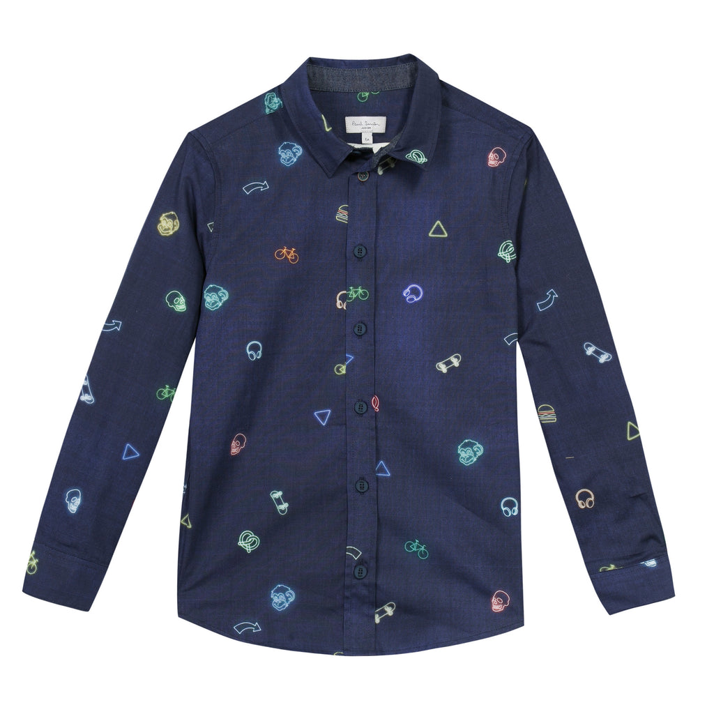 Paul Smith Junior - Mercer Shirt
