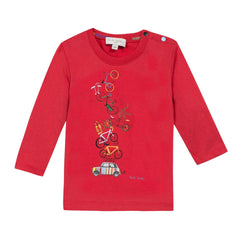 Paul Smith Junior - Poppet Winter Red T.Shirt