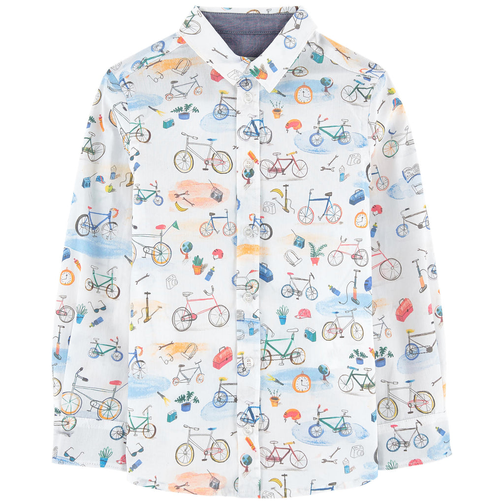 Paul Smith Junior - Paul Bicycle Shirt