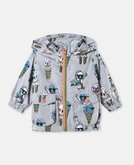 Stella McCartney Kids - Baby Boys 'Jax' Colour Changing Windbreaker