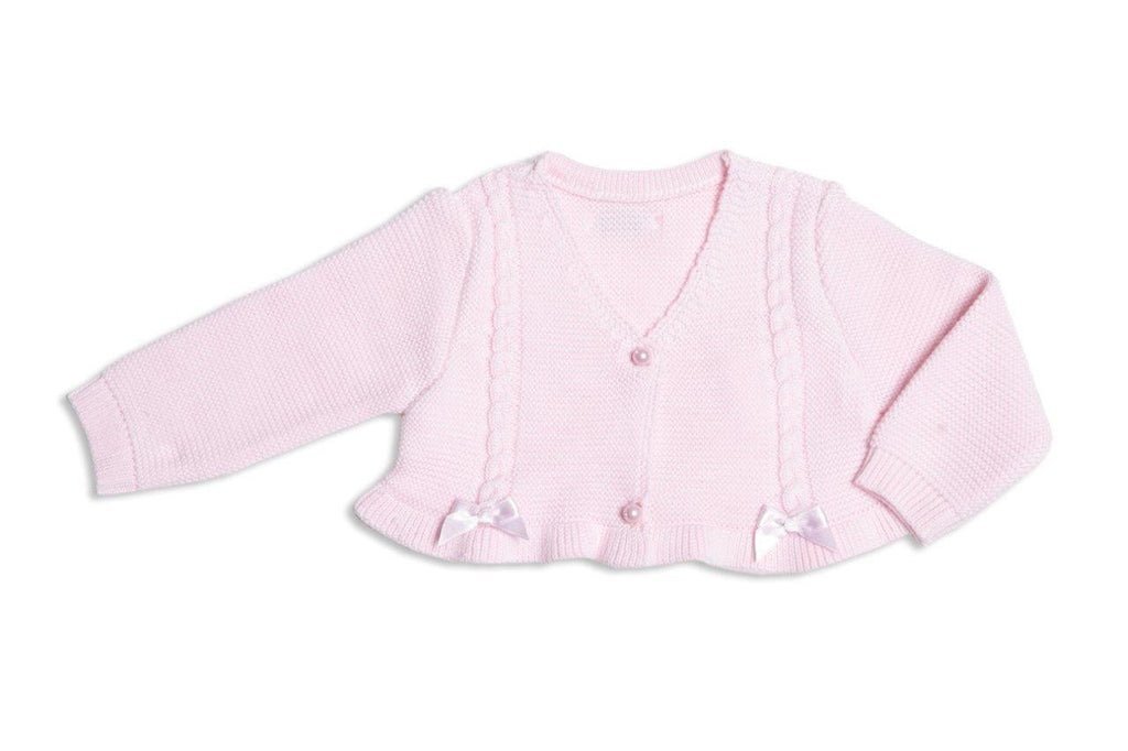 First - Baby Girls Cardigan
