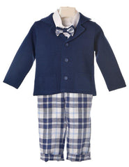 Bimbalo - Boys Blueberry Cardigan