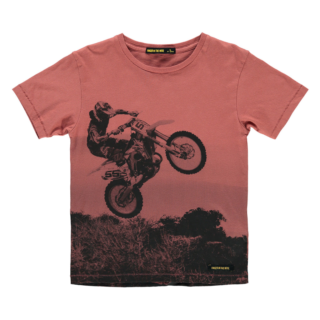 Finger In The Nose - Desert Road Dalton T.Shirt