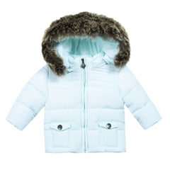 Tartine Et Chocolat - Fleece Lined Padded Jacket