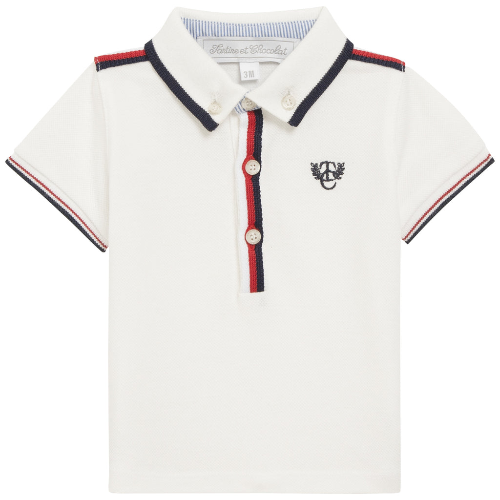 Tartine Et Chocolat - Polo T.Shirt