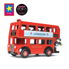 Le Toy Van - London Bus With Driver