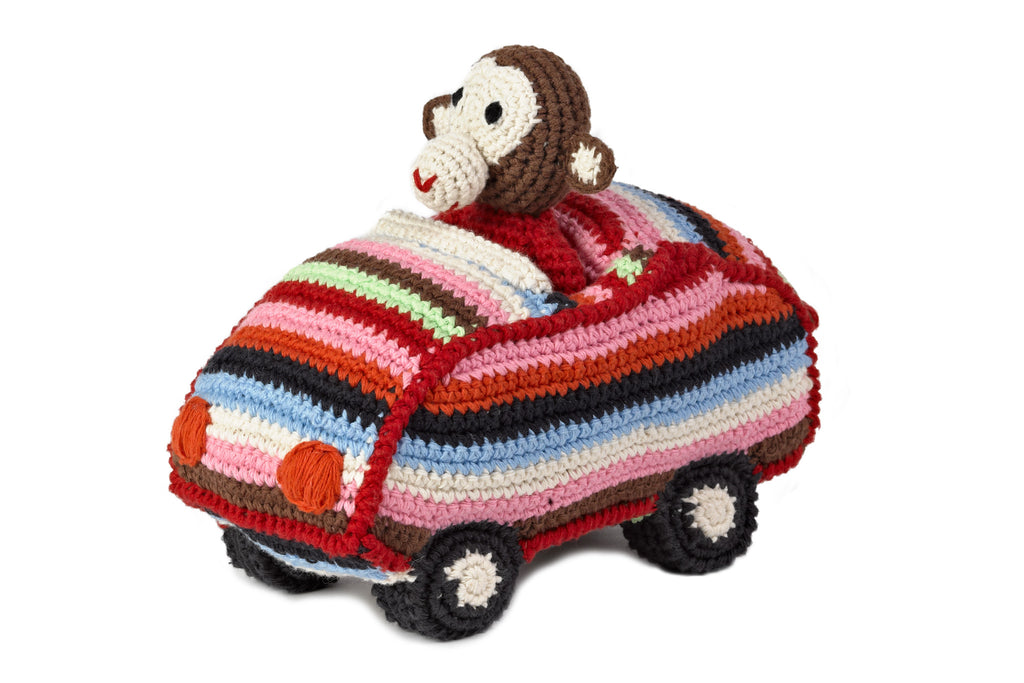 Anne-Claire Petit - Animal Car Chimp