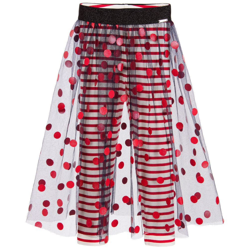 Junior Gaultier - Velina Tulle Skirt & Leggings