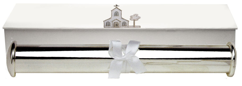 Kitted Out - Christening Certificate Holder