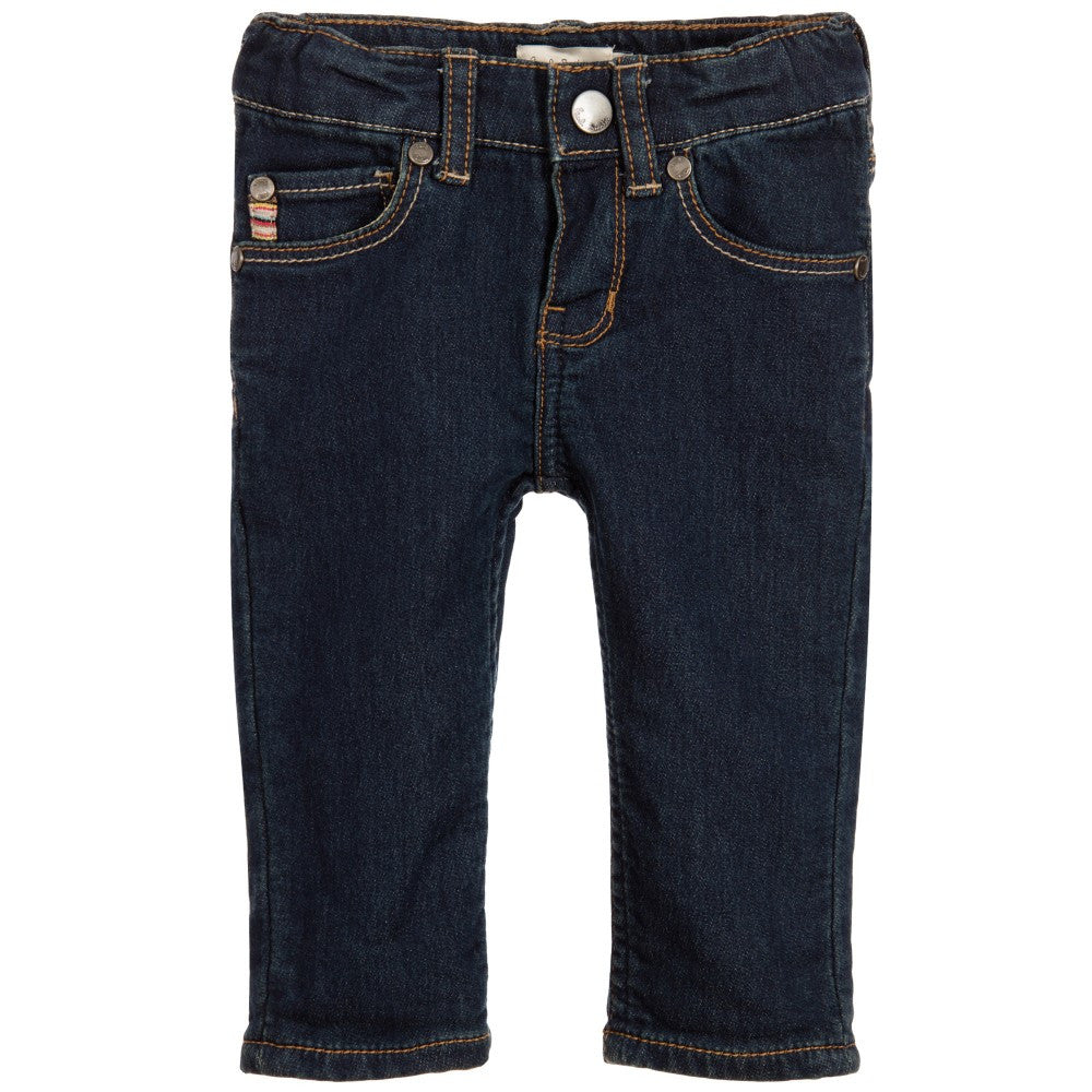 Paul Smith Junior - New York Denim Trousers
