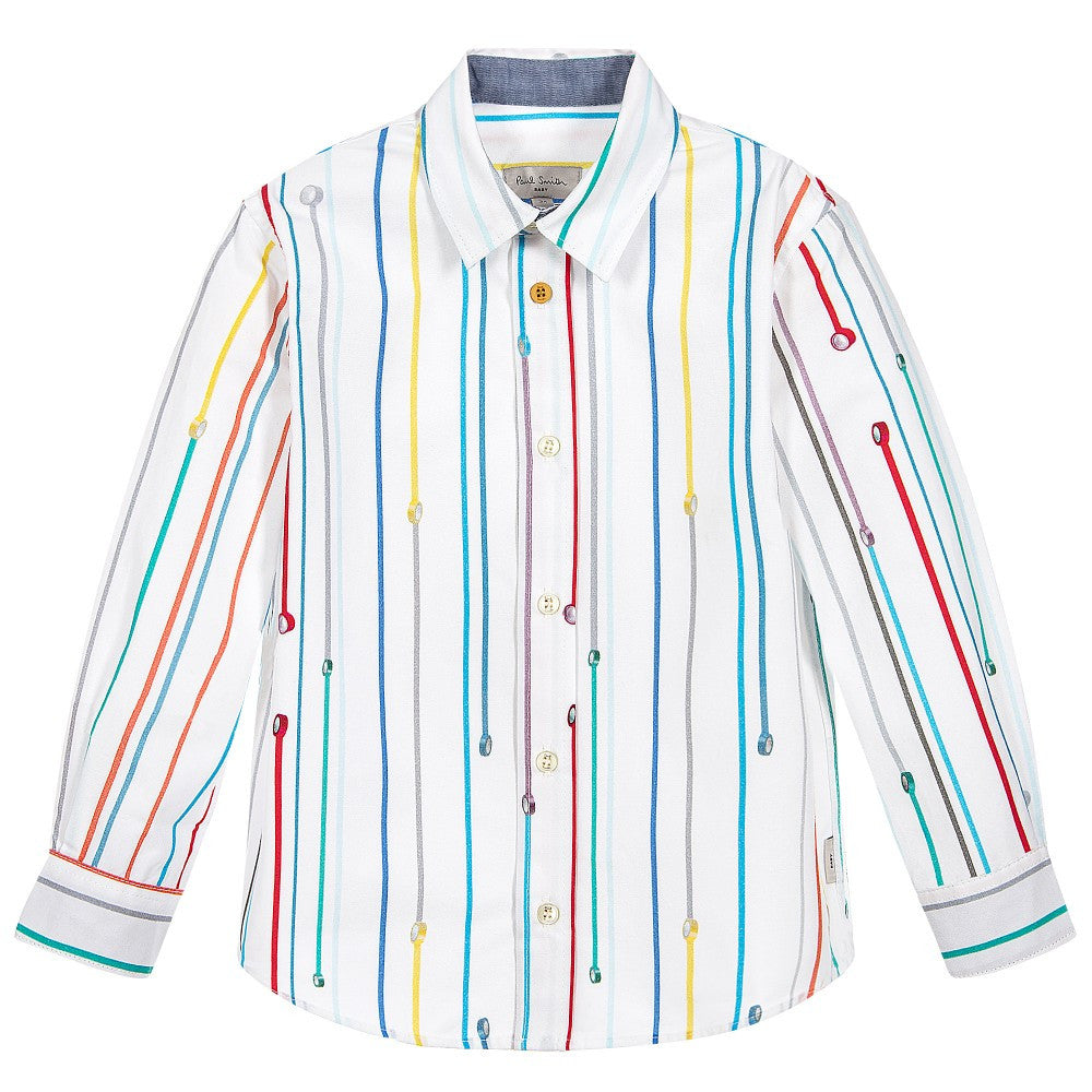 Paul Smith Junior - Nysolt Shirt
