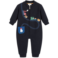 Paul Smith Junior - Piccolo Blueberry Romper