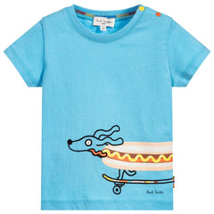 Paul Smith Junior - Boys 'Raymond' T.Shirt