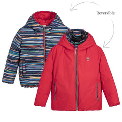 Paul Smith Junior - Patrick Reversible Coat