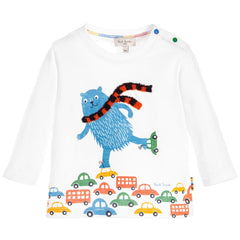 Paul Smith Junior - Perez White T.Shirt
