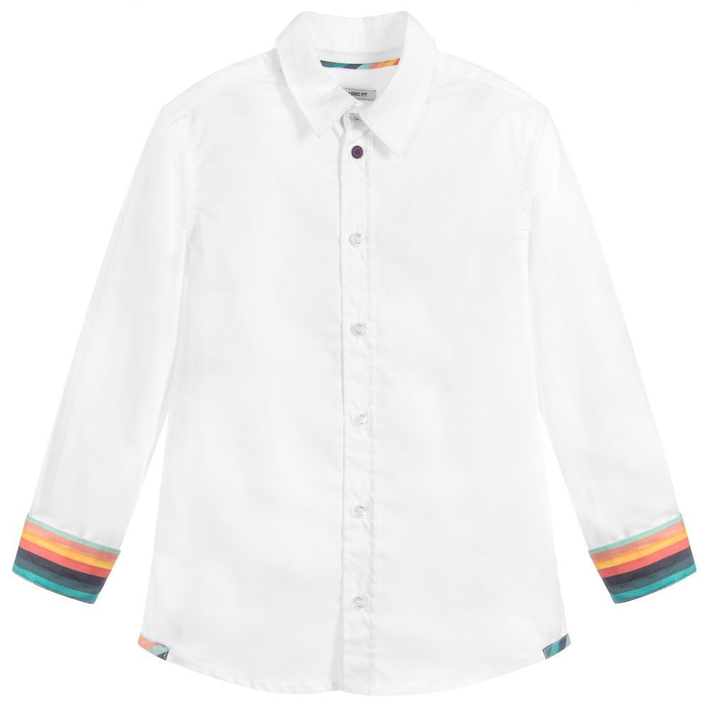 Paul Smith Junior - Boys 'Remy' Shirt
