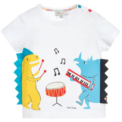 Paul Smith Junior - Boys 'Renard' T.Shirt