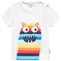Paul Smith Junior - Boys 'Rida' T.Shirt