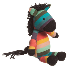 Paul Smith Junior - Cuddly 'Philomin' Striped Zebra