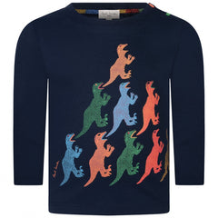 Paul Smith Junior - Prisco Blueberry T.Shirt