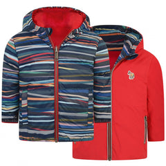 Paul Smith Junior - Pablo Reversible Coat