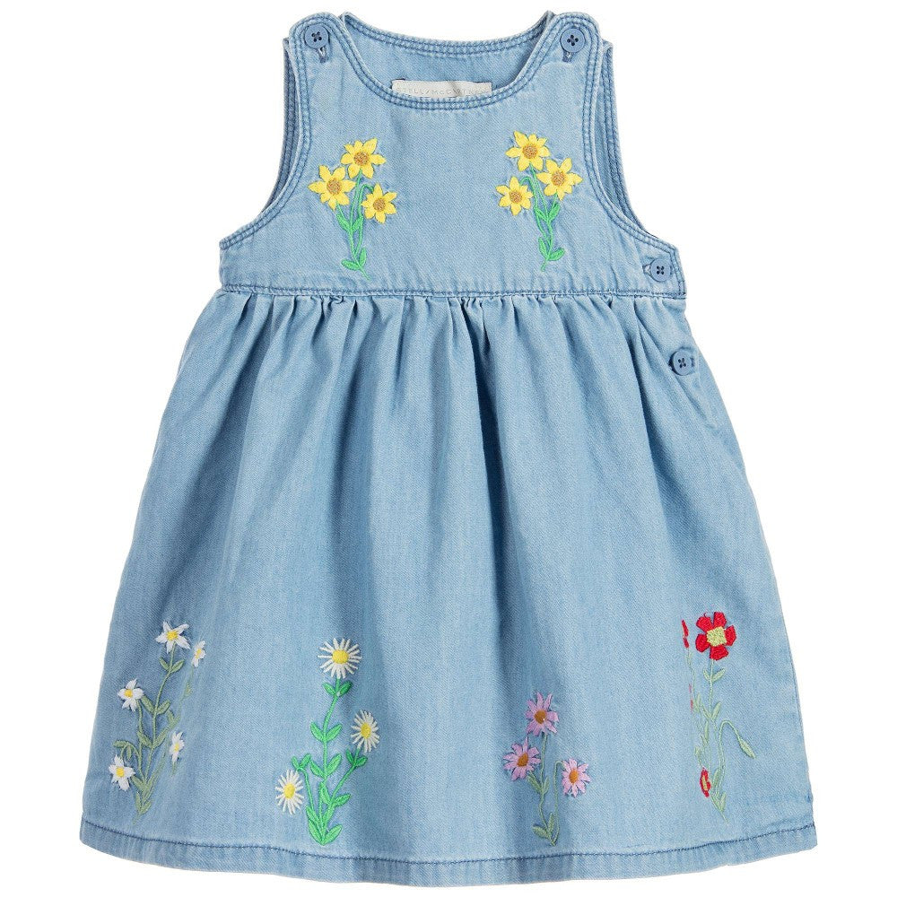 Stella McCartney Kids - Posie Baby Dress