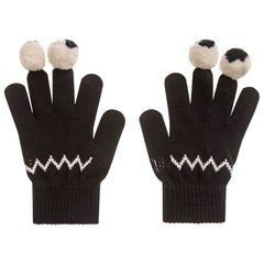 Stella McCartney Kids - Organic Cotton Ace Gloves