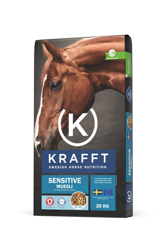 Krafft Sensitive Muesli 20kg
