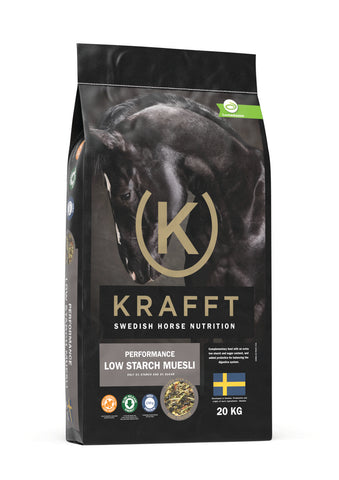 Krafft Performance Low StarchMuesli 20kg