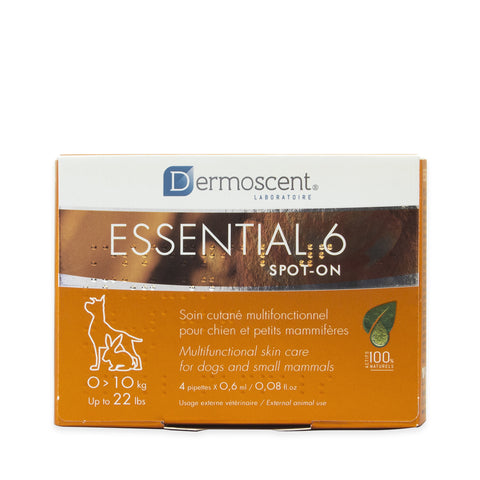 DERMOSCENT ESSENTIAL 6 1-10KG