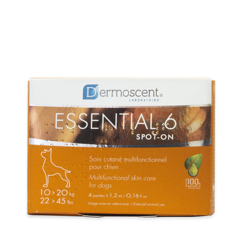 DERMOSCENT ESSENTIAL 6 10-20KG