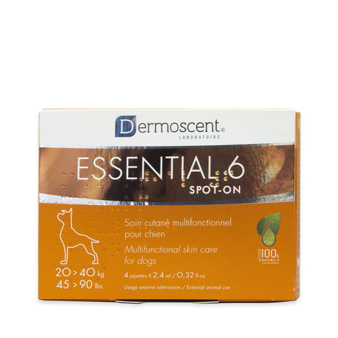 DERMOSCENT ESSENTIAL 6 20-40KG