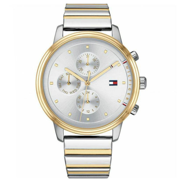 Ladies Gold Chronograph Tommy Hilfiger Watch 1781908