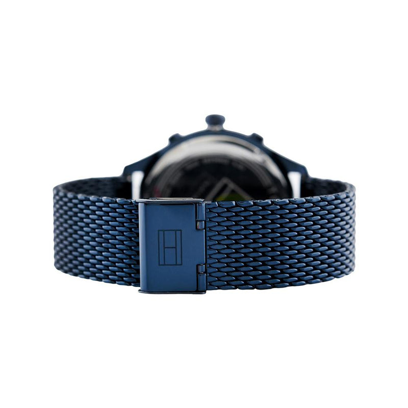 Mens Blue Chronograph Tommy Hilfiger Watch 1791471
