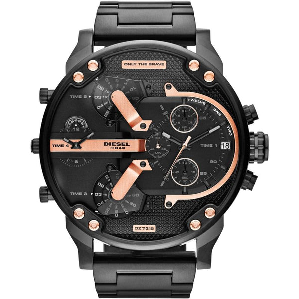 Mens Daddy 2.0 Chronograph Diesel Watch DZ7312