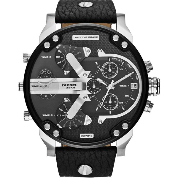 Mens Daddy 2.0 Chronograph Diesel Watch DZ7313