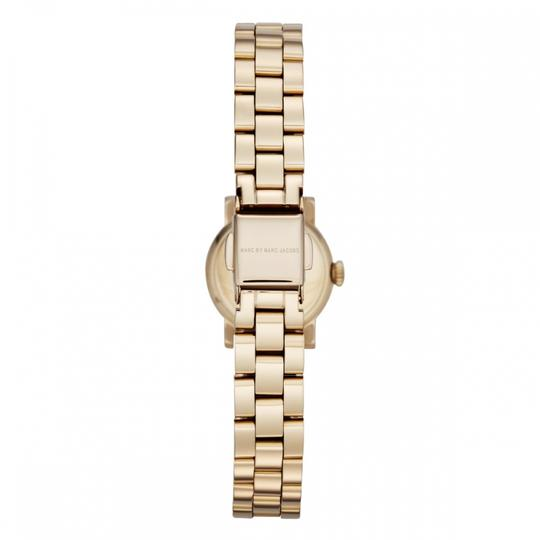 Ladies / Womens AMY Dinky Gold Stainless Steel Marc Jacobs Designer Watch MBM3226