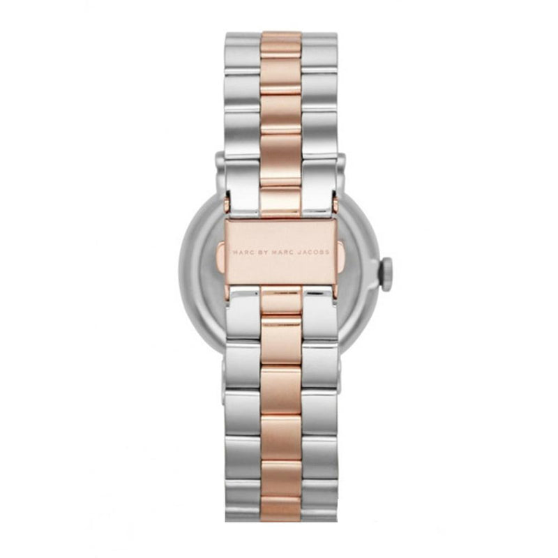 Ladies / Womens Baker Two Tone Rose Gold Marc Jacobs Designer Watch MBM3312