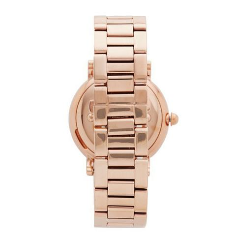 Ladies / Womens Roxy Rose Gold Stainless Steel Marc Jacobs Designer Watch MJ3527