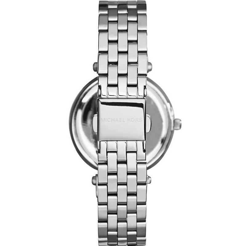 Ladies Darci Silver Tone Stainless Steel Michael Kors Watch MK3364
