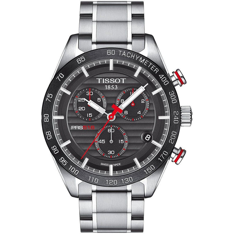 Mens PRS 516 Chronograph Tissot Watch T100.417.11.051.01